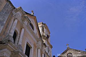 サン・オウガスチン教会