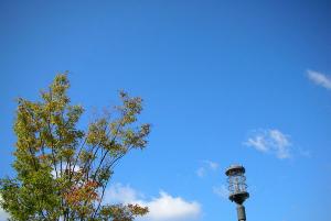 10月6日の空
