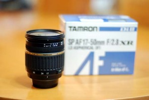 TAMRON 17-50mm f2.8