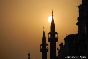 ダマスカスモスク