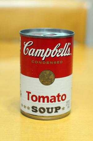 キャンベルトマトスープ